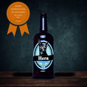 hoppy cider premiada
